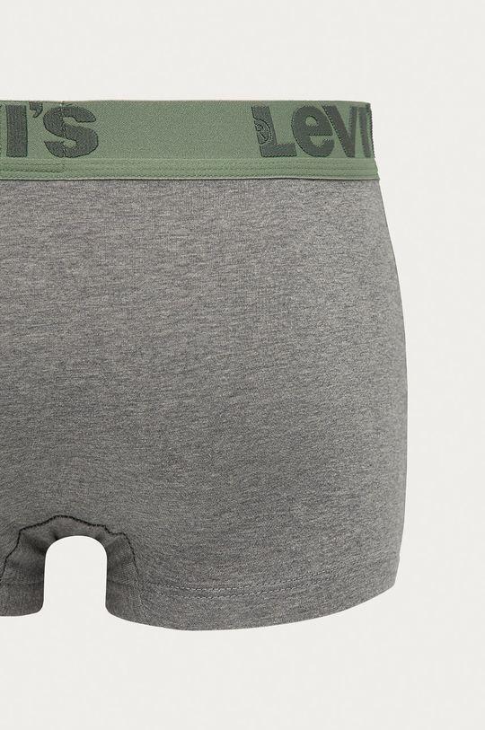 Levi's - Boxerky (3-pack) šedá