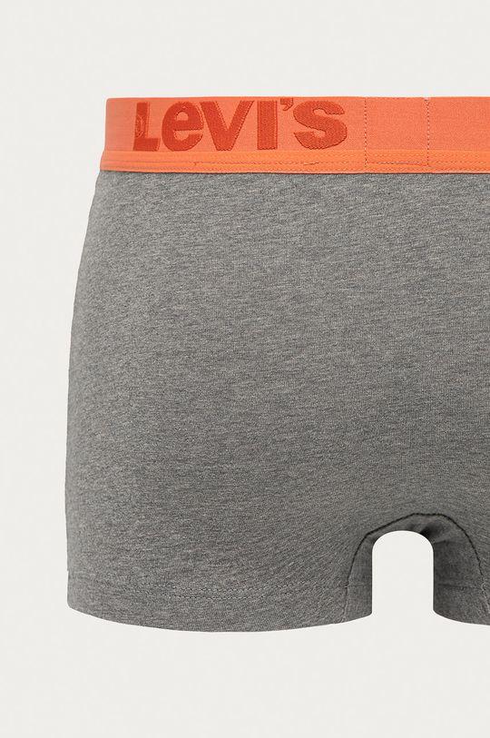 Levi's - Boxerky (3-pack)  95% Bavlna, 5% Elastan