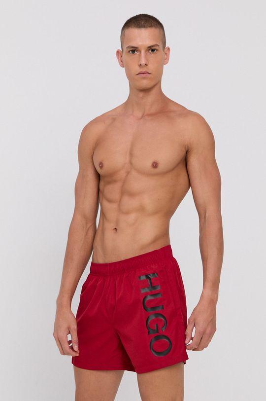 czerwony HUGO - Odzież kąpielowa 50451173 Męski