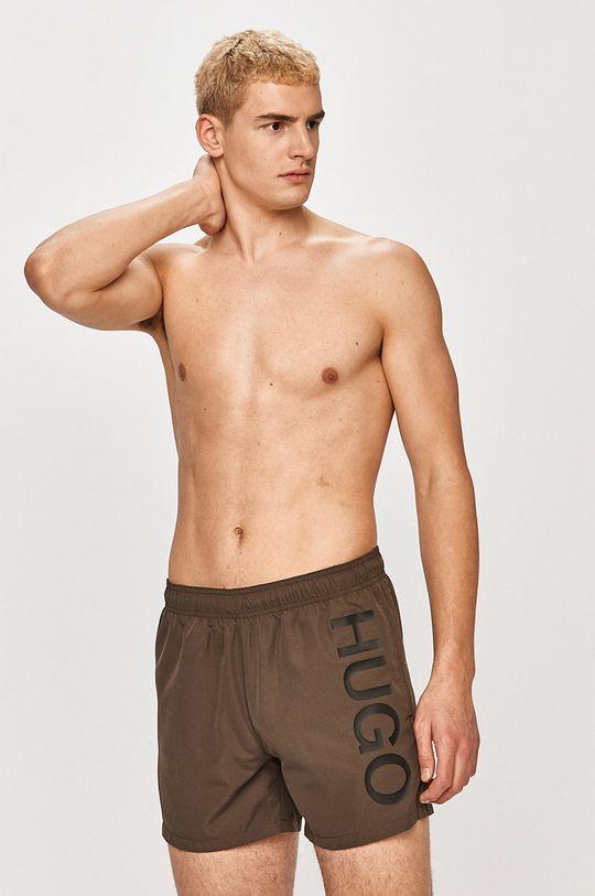 verde inchis Hugo - Pantaloni scurti de baie De bărbați