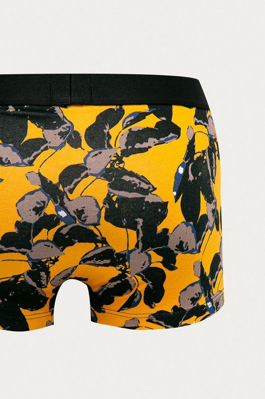jasně žlutá Hugo - Boxerky (2-pack)