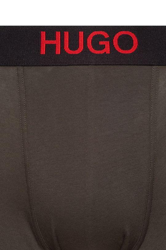 Hugo - Boxerky (2-pack) černá
