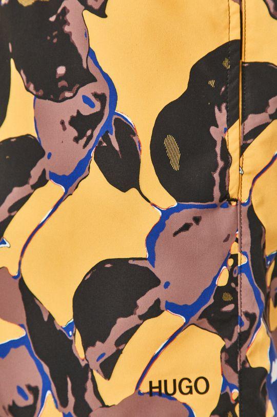 žltá Hugo - Plavkové šortky