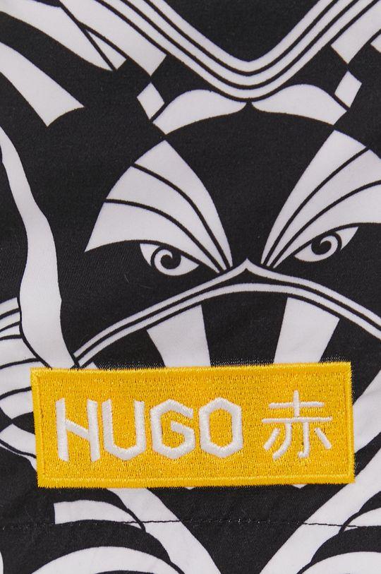 bílá Hugo - Plavkové šortky