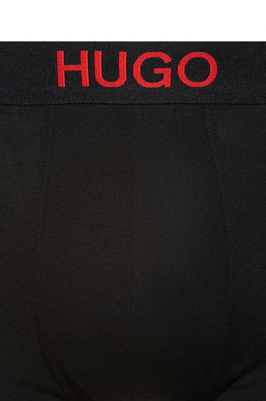 Hugo - Bokserki (2-pack) 95 % Bawełna, 5 % Elastan