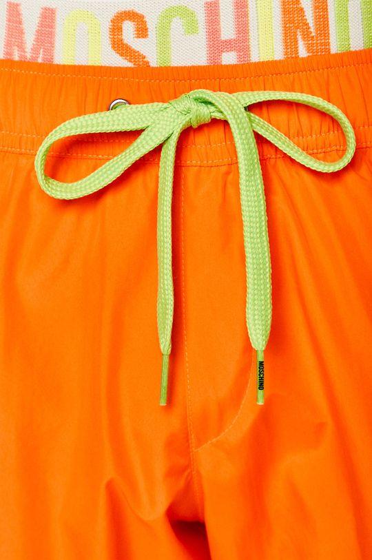 oranžová Moschino Underwear - Plavkové šortky