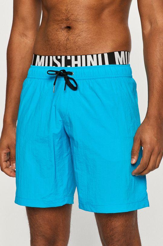 jasny niebieski Moschino Underwear - Szorty kąpielowe Męski