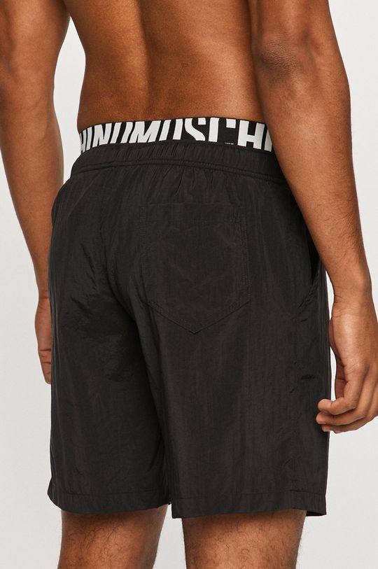 Moschino Underwear - Szorty kąpielowe czarny