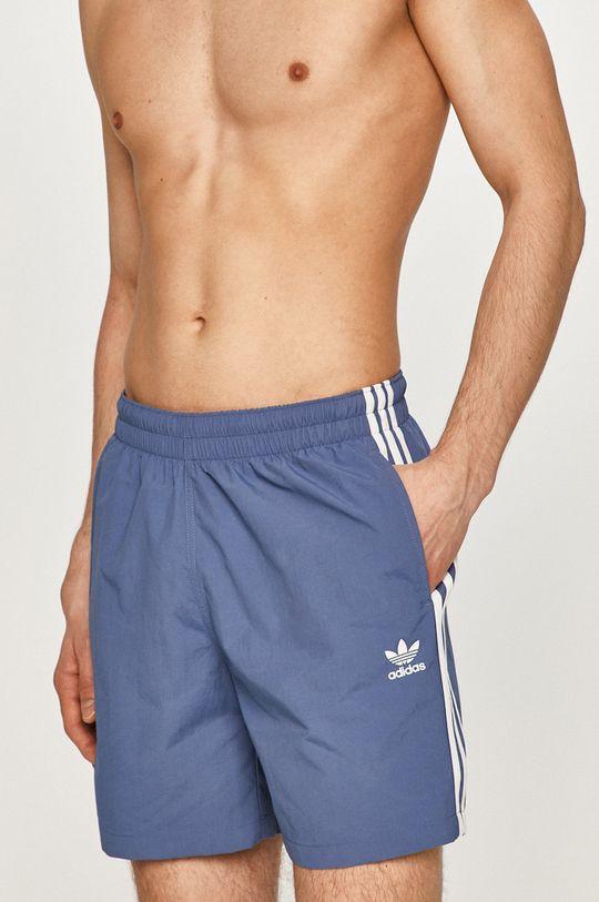 adidas Originals - Plavkové šortky modrá