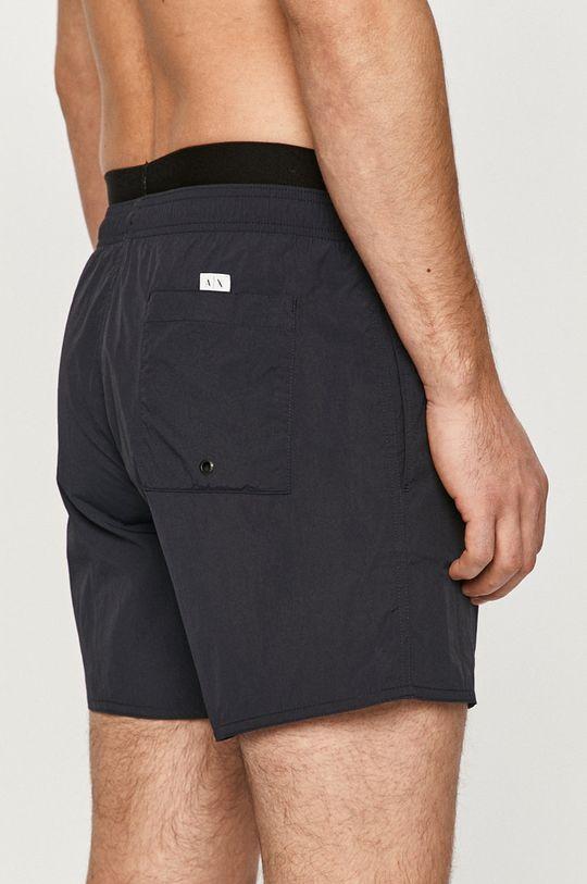 Armani Exchange - Plavkové šortky  Podšívka: 100% Polyester Hlavní materiál: 100% Polyamid