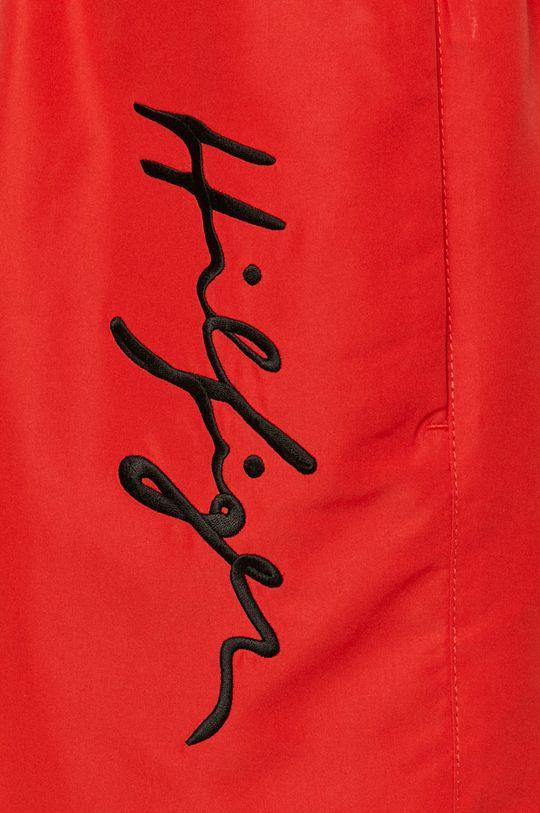 czerwony Tommy Hilfiger - Szorty
