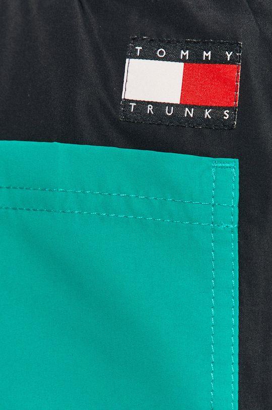 zelená Tommy Hilfiger - Plavkové šortky