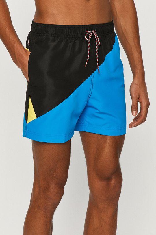čierna Tommy Hilfiger - Plavkové šortky Pánsky