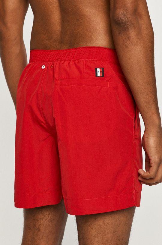 Tommy Hilfiger - Pantaloni scurti rosu