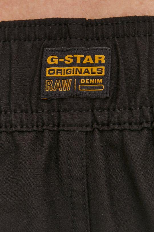 czarny G-Star Raw - Szorty kąpielowe