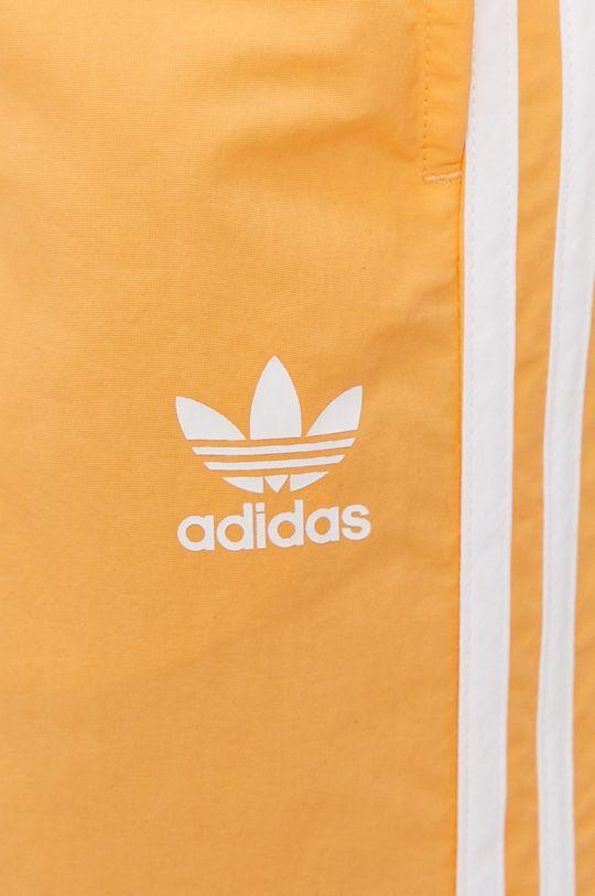 portocaliu adidas Originals - Pantaloni scurti de baie