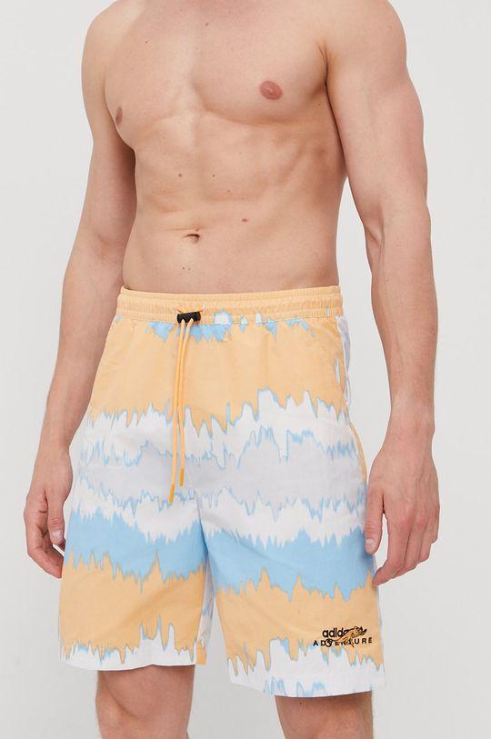 multicolor adidas Originals - Szorty kąpielowe Męski