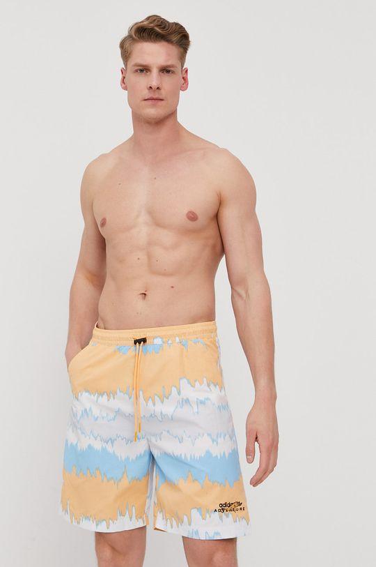 adidas Originals - Szorty kąpielowe multicolor