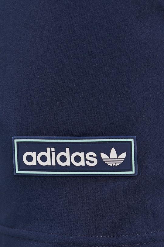 námořnická modř adidas Originals - Plavkové šortky