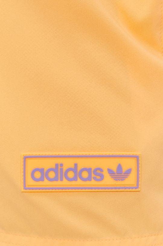 jasny pomarańczowy adidas Originals - Szorty kąpielowe