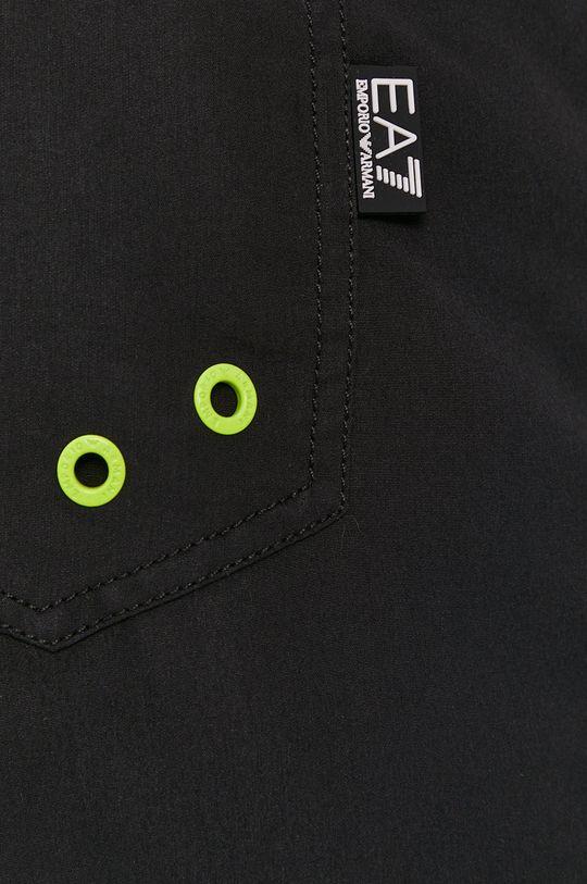 EA7 Emporio Armani - Plavkové šortky  100% Polyester
