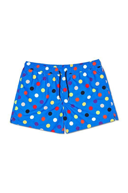 Happy Socks - Szorty kąpielowe Big Dot Podszewka: 100 % Poliester, Materiał zasadniczy: 100 % Poliester