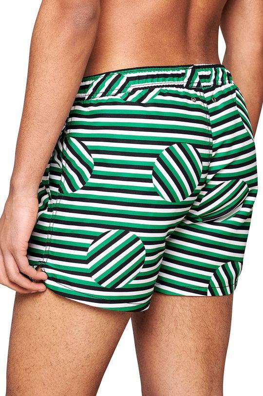 multicolor Happy Socks - Szorty kąpielowe Striped Jumbo Dot Męski