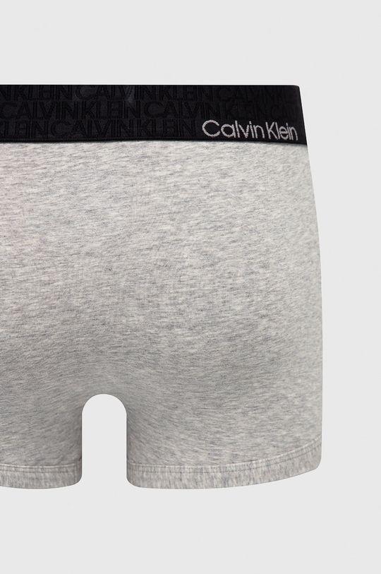 Calvin Klein Underwear - Boxeri gri deschis
