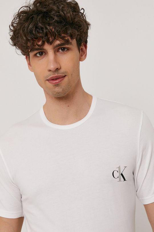 Calvin Klein Underwear - Piżama biały