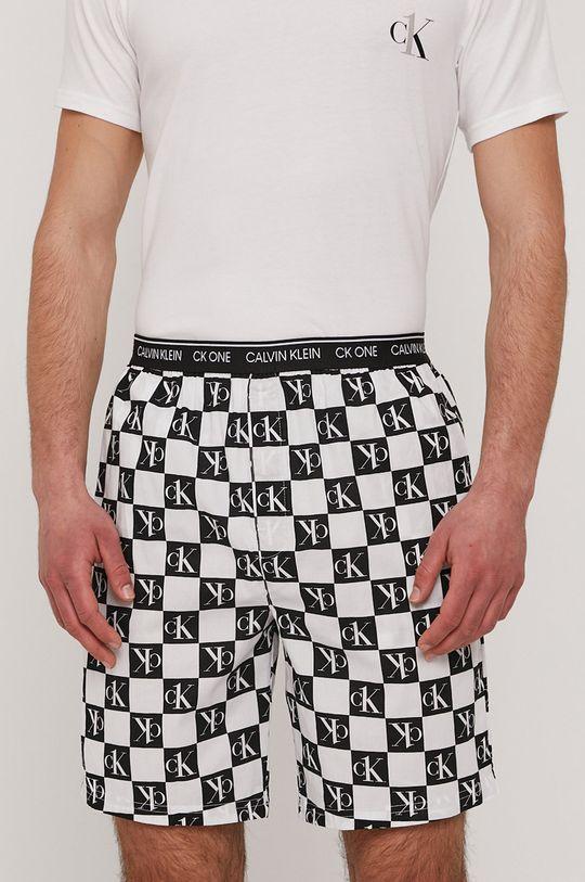 Calvin Klein Underwear - Piżama Materiał 1: 95 % Bawełna, 5 % Elastan, Materiał 2: 100 % Bawełna