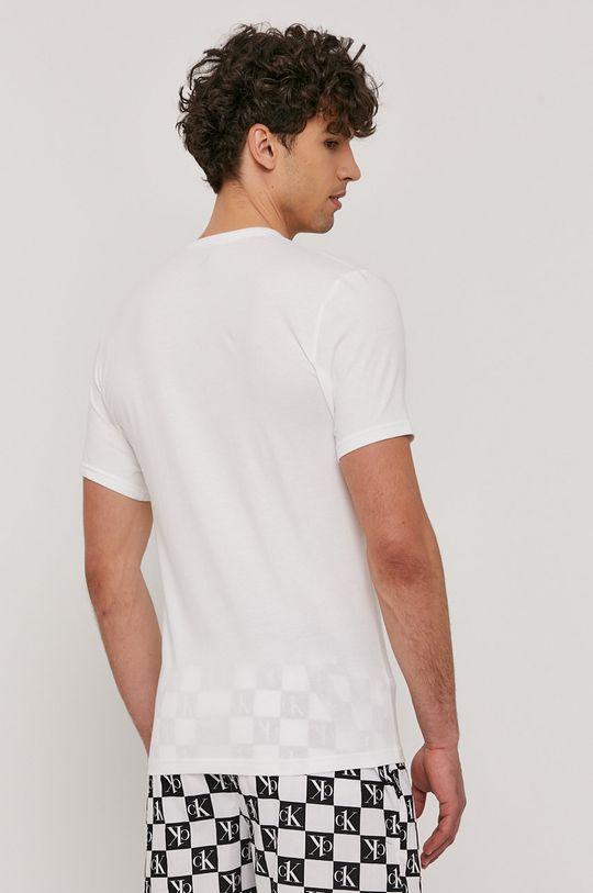biały Calvin Klein Underwear - Piżama