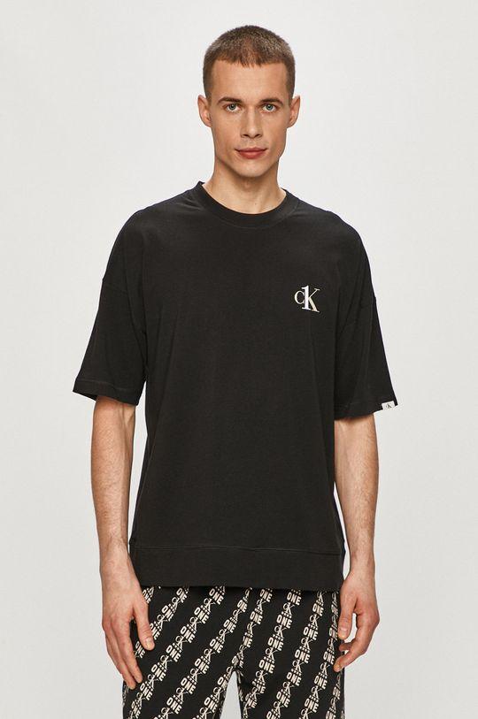 Calvin Klein Underwear - Pyžamo černá