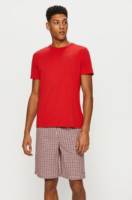 červená Tommy Hilfiger - Pyžamo Pánsky