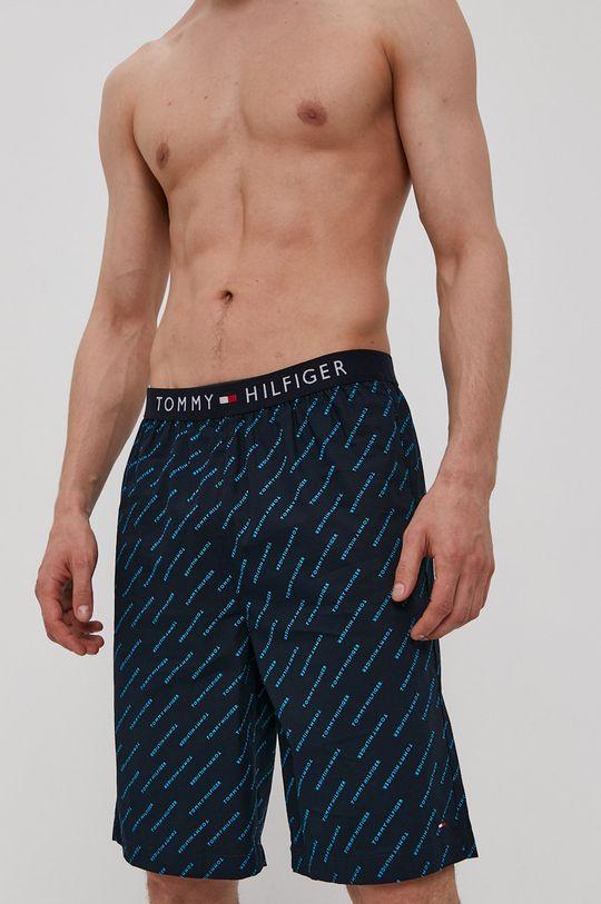 Tommy Hilfiger - Pyžamo  1. látka: 95% Organická bavlna, 5% Elastan 2. látka: 100% Bavlna