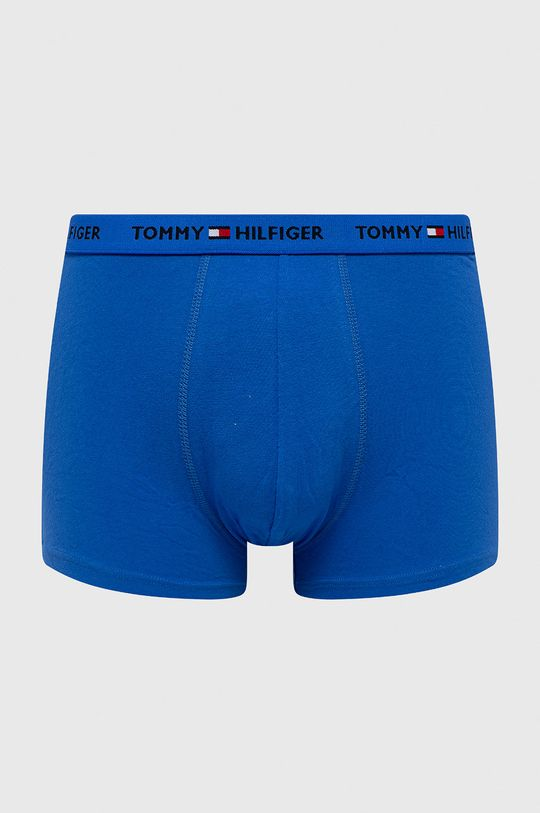 niebieski Tommy Hilfiger - Bokserki Męski