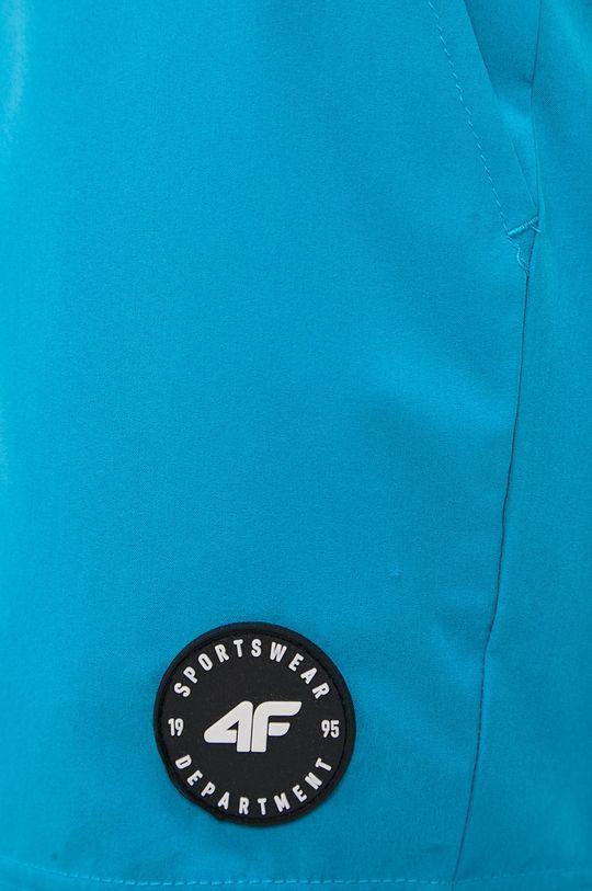 4F - Plavkové šortky  Materiál č. 1: 5% Elastan, 95% Polyester Materiál č. 2: 100% Polyester