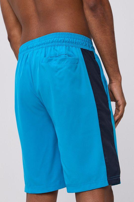 4F - Plavkové šortky modrá