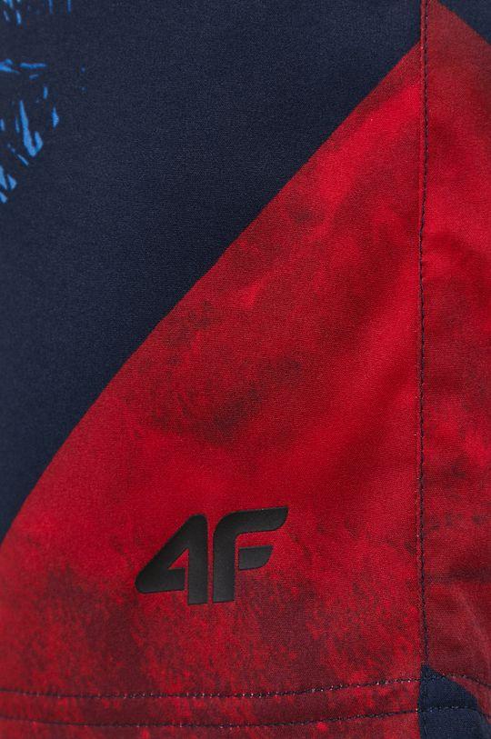 černá 4F - Plavkové šortky