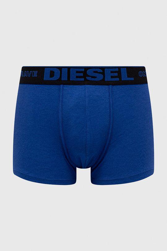niebieski Diesel - Bokserki Męski