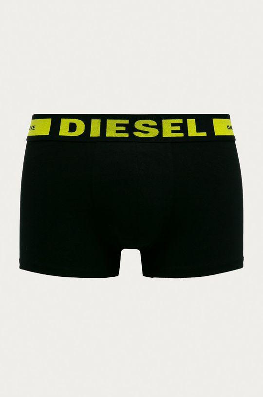 Diesel - Boxerky (3-pak) čierna