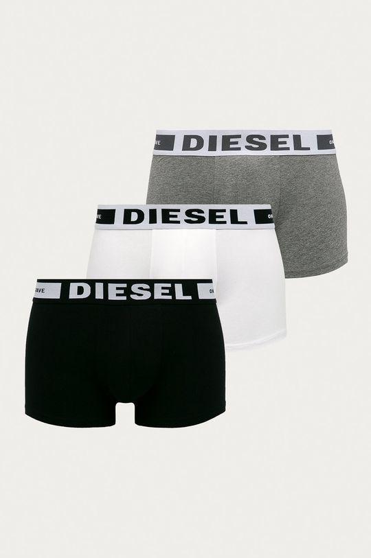 viacfarebná Diesel - Boxerky (3-pak) Pánsky