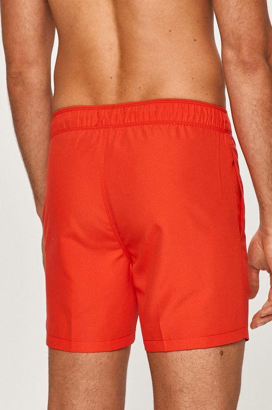 Billabong - Plavkové šortky červená