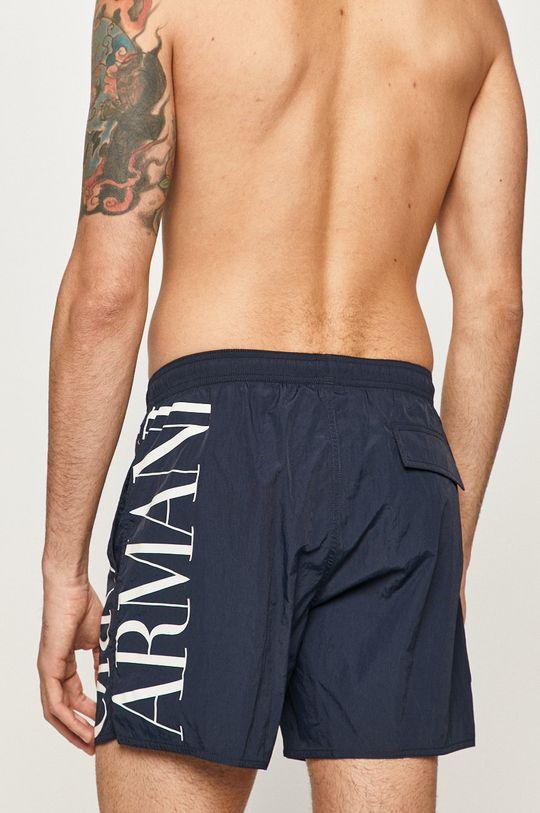 Emporio Armani - Plavkové šortky námořnická modř