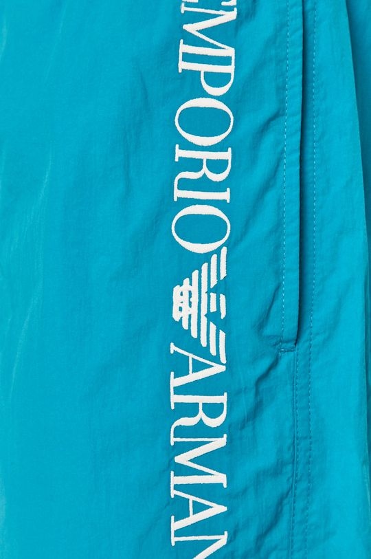 modrá Emporio Armani - Plavkové šortky