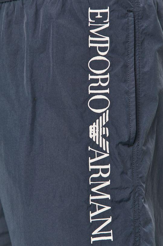 námořnická modř Emporio Armani - Plavkové šortky
