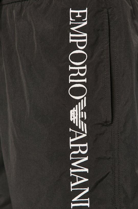 černá Emporio Armani - Plavkové šortky