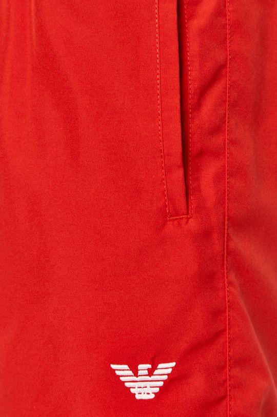 červená Emporio Armani - Plavkové šortky