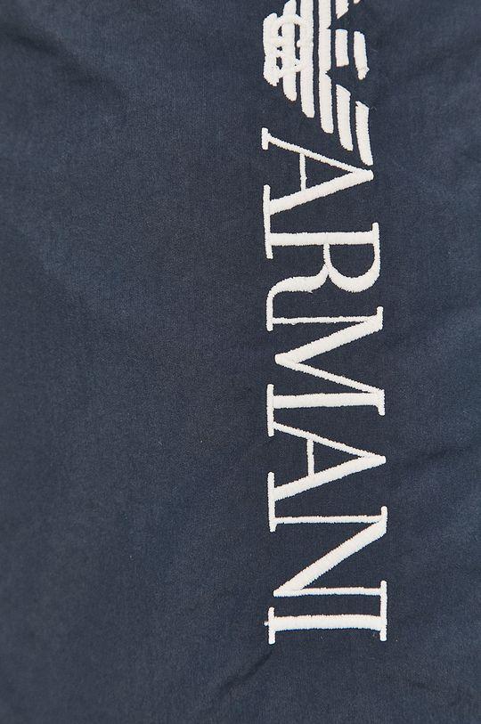 granatowy Emporio Armani - Szorty kąpielowe