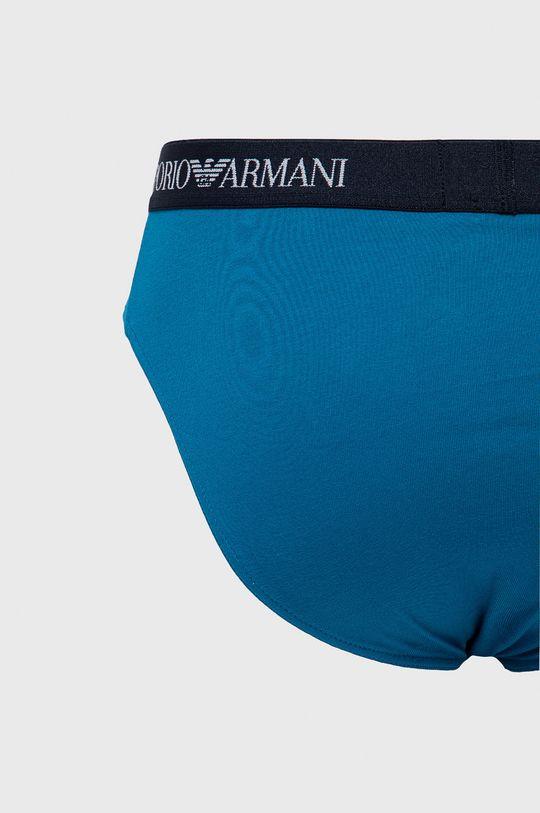 Emporio Armani - Slipy (3-pack) Męski
