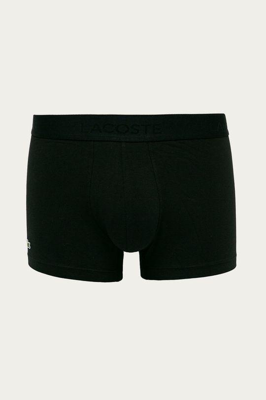negru Lacoste - Boxeri (3-pack) De bărbați